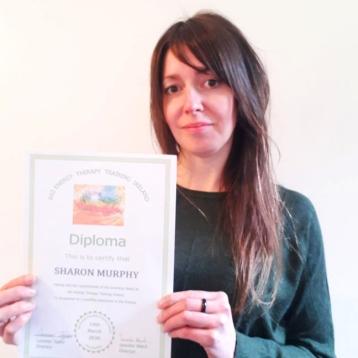 Sharon Murphy 2020 Graduate